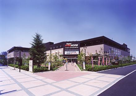 豊洲 ビバホーム